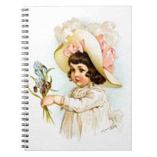Maud Humphrey: French Child Notebook