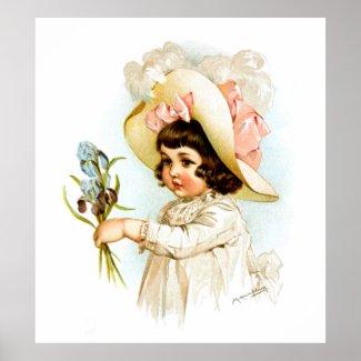 Maud Humphrey: French Child