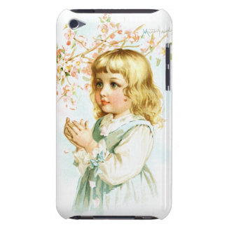 Maud Humphrey: Spring Girl under the Orchard Tree iPod Touch Case