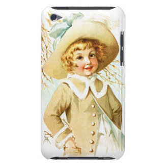 Maud Humphrey: Spring Girl under Willow Catkin Barely There iPod Case