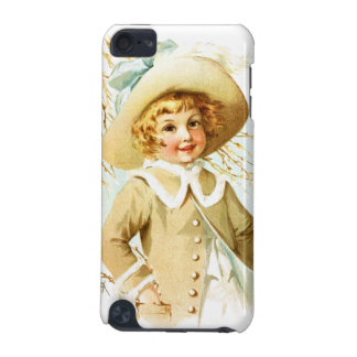 Maud Humphrey: Spring Girl under Willow Catkin iPod Touch (5th Generation) Covers