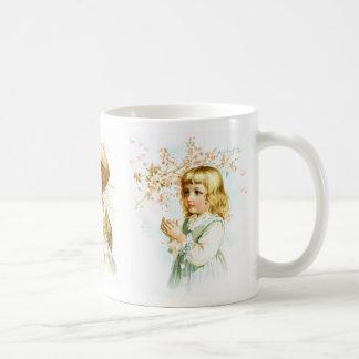 Maud Humphrey: Spring Girls Classic White Coffee Mug