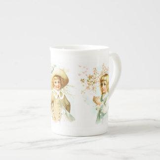 Maud Humphrey: Spring Girls Tea Cup