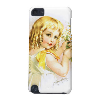 Maud Humphrey: Summer Girl with Daisies iPod Touch (5th Generation) Cases