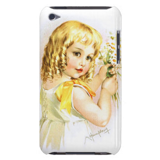 Maud Humphrey: Summer Girl with Daisies Barely There iPod Covers