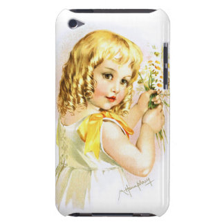 Maud Humphrey: Summer Girl with Daisies Case-Mate iPod Touch Case