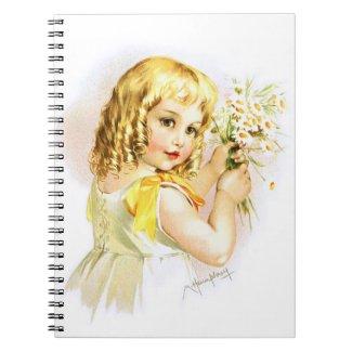 Maud Humphrey: Summer Girl with Daisies
