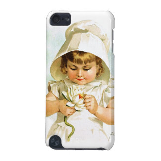 Maud Humphrey: Summer Girl with Water Lily iPod Touch (5th Generation) Covers