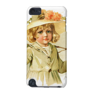 Maud Humphrey: Winter Girl with Branch iPod Touch 5G Cover
