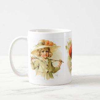 Maud Humphrey: Winter Girls