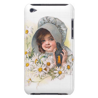 Maud Humphrey's Daisy Girl Barely There iPod Covers