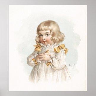 Maud Humphrey: Spring Girl