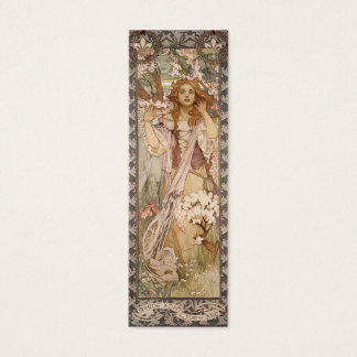 Maude Adams as Joan of Arc Bookmarks Mini Business Card