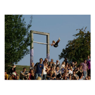 Mauerpark Berlin - fly can be so beautiful Postcards