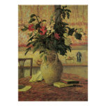 Maufra Bouquet of Flowers Poster