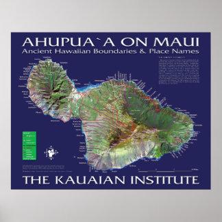 Maui Ahupuaa Poster