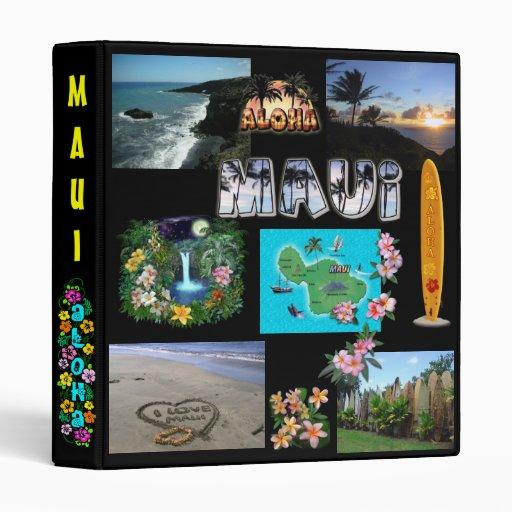 Maui Binder
