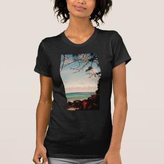 """Maui black rock beach"" collection T-Shirt"