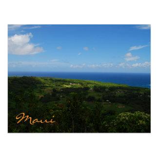 Maui Coast Post Card