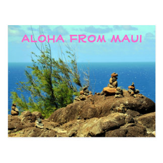 Maui Coastal Postcard