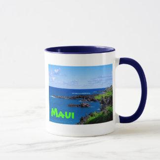 Maui Coastline - Hawaii Mug