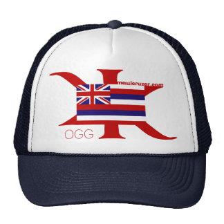 Maui Cruzer Flag Trucker Hat