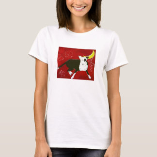 Maui Down Yoga Dog T-Shirt
