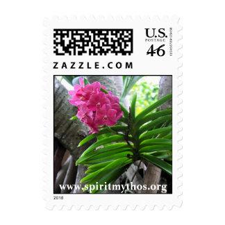 Maui Garden Postage Stamp