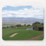 Maui Golf Mouse Pad