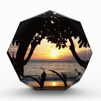 Maui Hawaii Beach Sunset Award