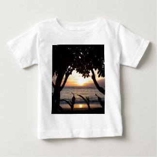 Maui Hawaii Beach Sunset Baby T-Shirt