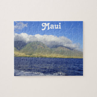 Maui Hawaii Coastline Jigsaw Puzzle