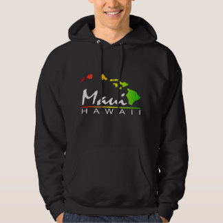 MAUI Hawaii (Distressed Design) Hoodie