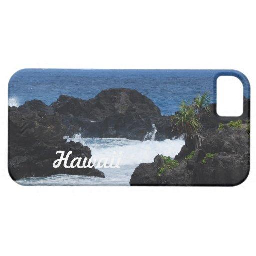 Maui Hawaii iPhone 5 Case-Mate Carcasa