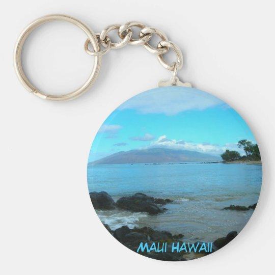 Maui Hawaii Key Chain