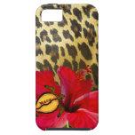 Maui Hawaii on Leopard Fur Print iPhone 5 Cover