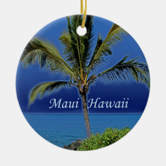Maui Hawaii Ornament