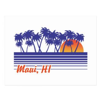 Maui Hawaii Postcard