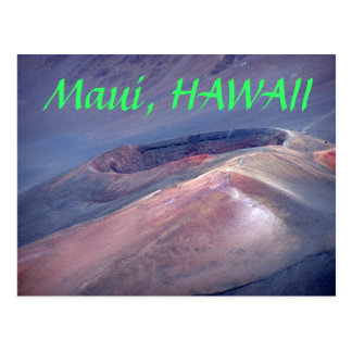 Maui, Hawaii Postcard