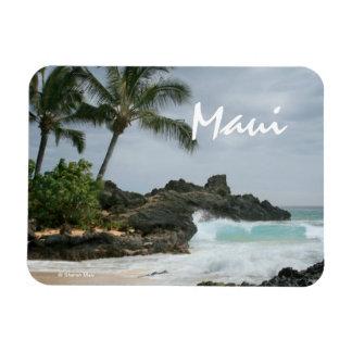 Maui Hawaii Rectangular Magnets
