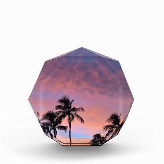 Maui, Hawaii Sky Blue Pink Sunset Awards
