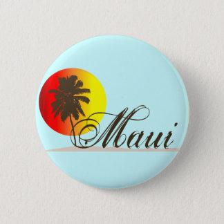 Maui Hawaii Souvenir Button