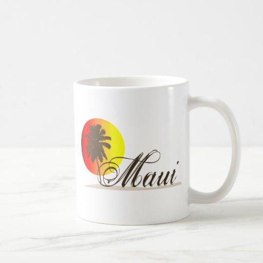 Maui Hawaii Souvenir Mug