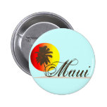 Maui Hawaii Souvenir Pins