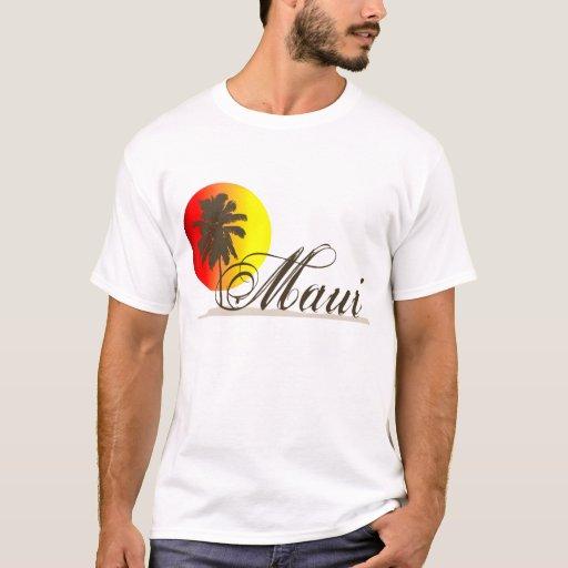 Maui hawaii souvenir t shirt zazzle for Hawaii souvenir t shirts