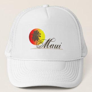 Maui Hawaii Souvenir Trucker Hat