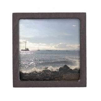 Maui Hawaii Sunset Gift Box