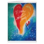 Maui, Hawaii, tarjeta de felicitación, tropical, a