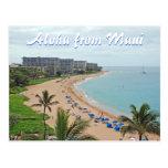Maui Hawaii Tarjeta Postal