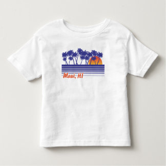 Maui Hawaii Toddler T-shirt